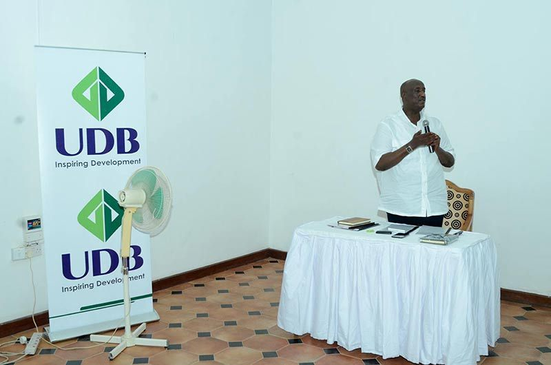 UDB Holds Regional Business Clinic In Kasese