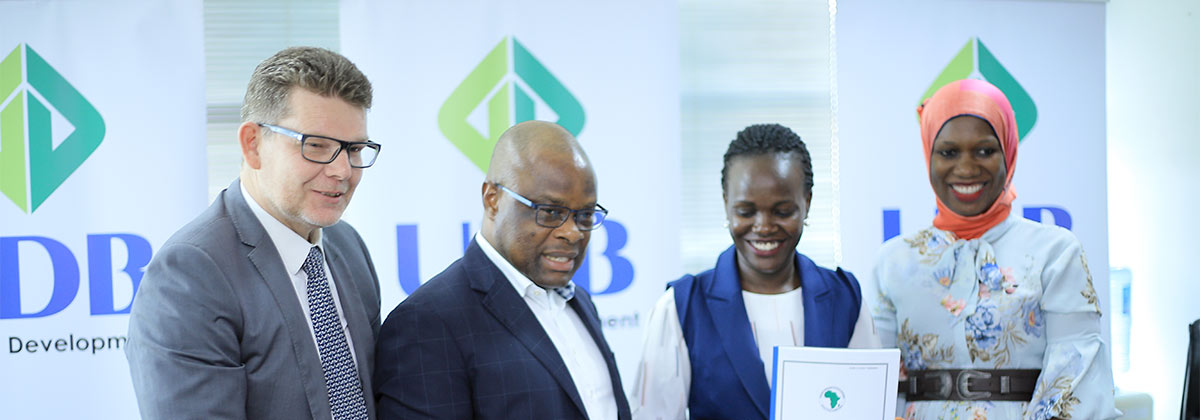 UDB Receives USD 20m Funding From African Development Bank