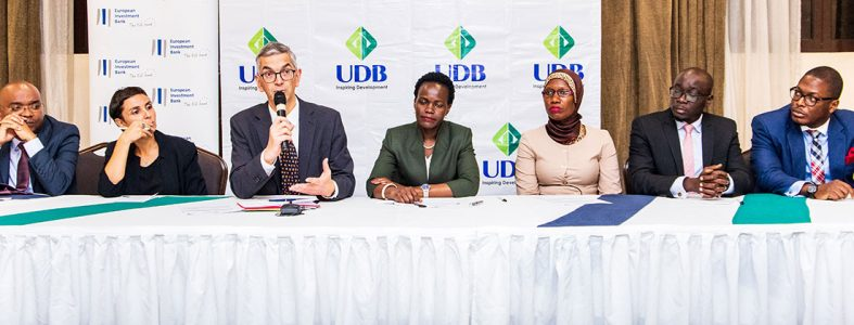 UDB Enters EUR 15m Cooperation With EIB For Female Economic Empowerment