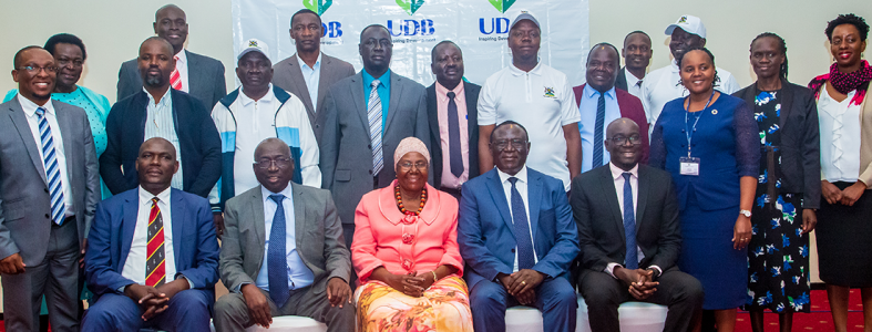 UDB Engages National Economy Committee